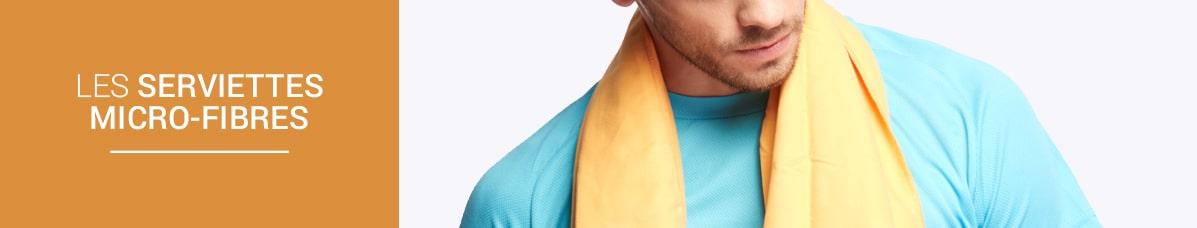 Serviettes Micro-fibres