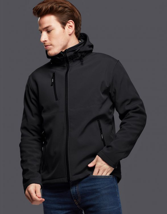 ALPI  SOFTSHELL HOMME 2 COUCHES