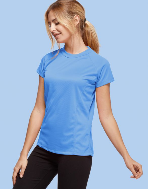 EVENT  T-SHIRT TECHNIQUE FEMME 160G
