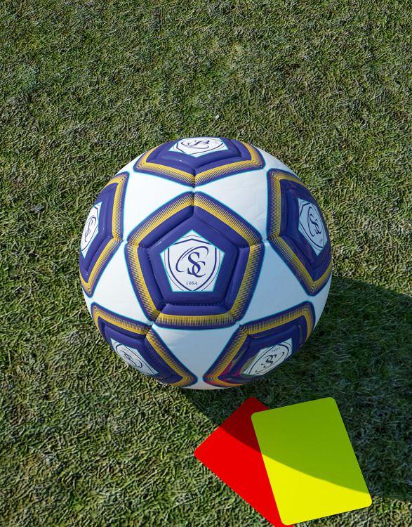 FB80  Ballon Football Loisirs 400/420g