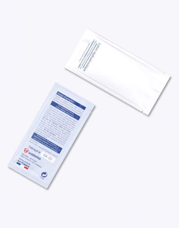 GHA 0001M  Sachet de lotion (1.5mL) - stock
