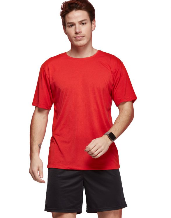 HIGHWAY  T-SHIRT HOMME ASPECT COTON