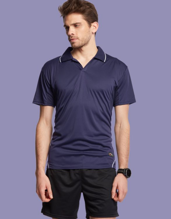 MAGIC  POLO TECHNIQUE HOMME 160G