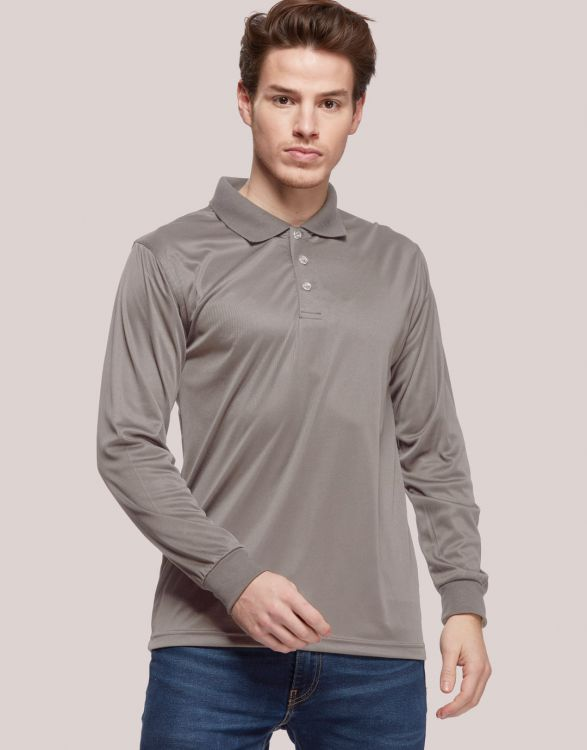 PLAYOFF  POLO TECHNIQUE HOMME