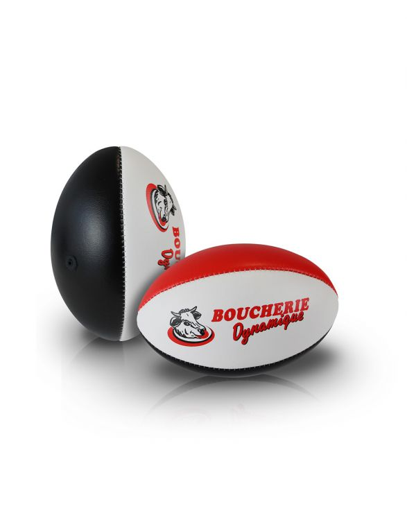 WR016  MINI RUGBY 16CM COUSU MACHINE