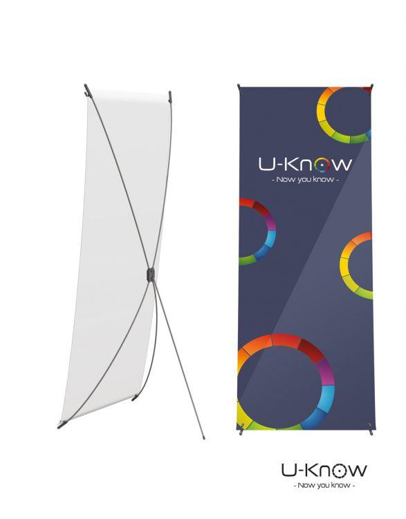 XPRO 160  X-Shelf Promo 60 x 160 cm